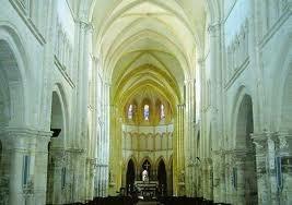 Intérieur église de Bar-sur-Aube