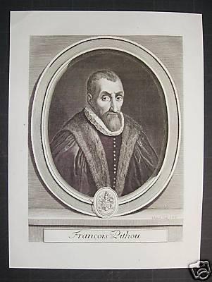 François Pithou