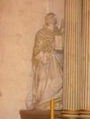 ST Bernard en l'église de Ramerupt (1450)