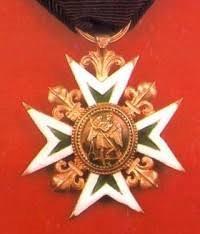 Chevalier de l'ordre St Michel