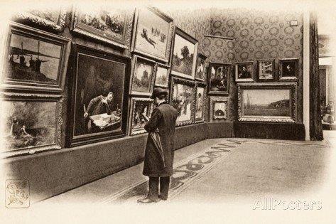 salon des artistes à Paris