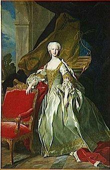 Marie-Thérèse infante d'Espagne