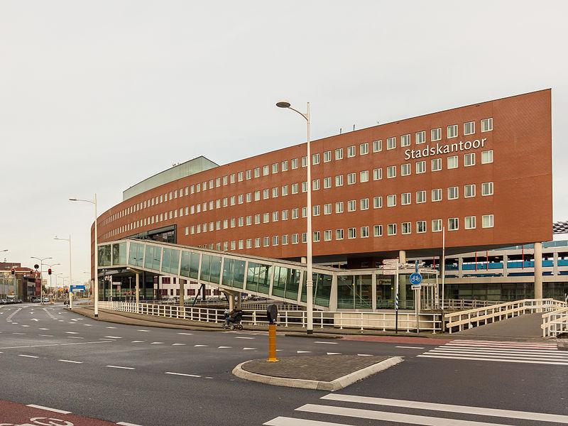 Office building: het Stadskantoor