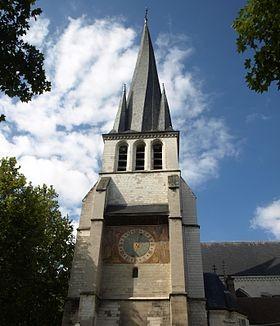 Eglise Saint Remy à Troyes
