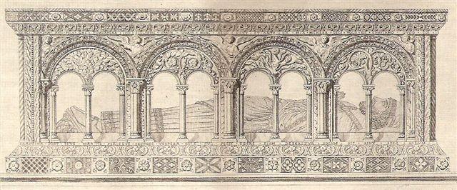 Tombeau d'Henri 1er le Libéral