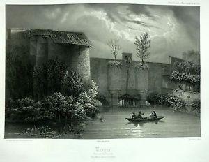 Fortification de la tour et du pavillon de la Planche Clément