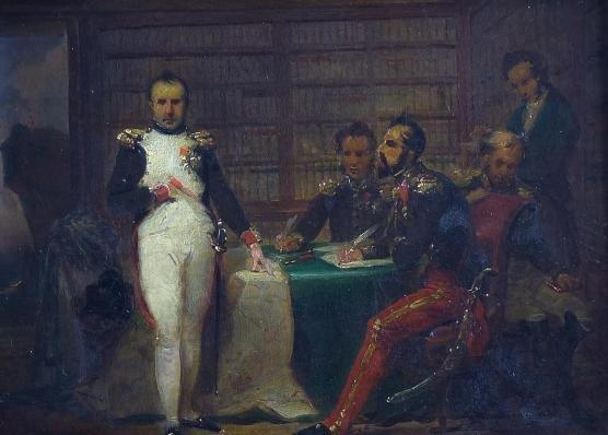 Napoléon et ses généreaux