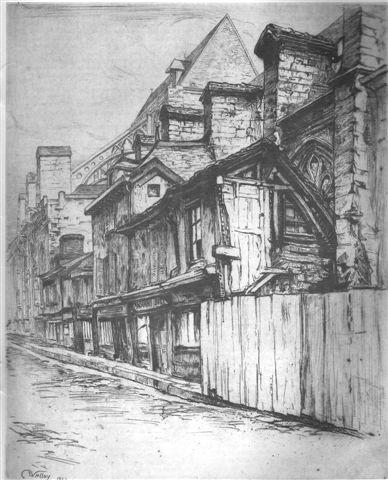 Logettes du Quartier St-Jean