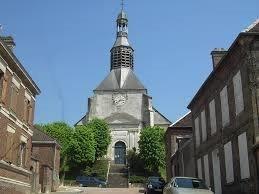 Eglise de Saint Mards en Othe