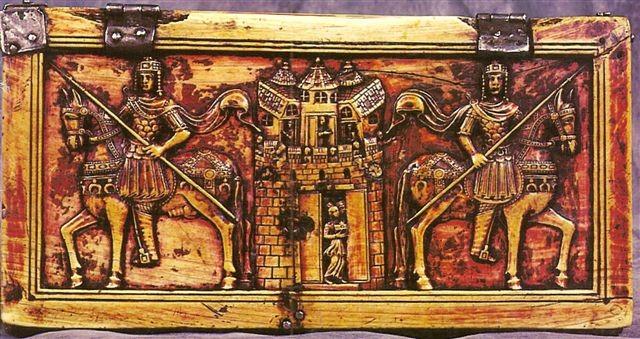 Trésor ramené de Constantinople