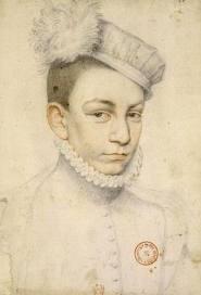 Charles IX  en 1564