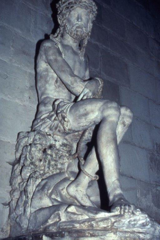 Christ de pitié (1ère moitié du XVIe siècle)