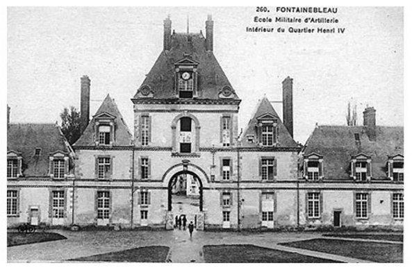 Ecole militaire de Fontainebleau