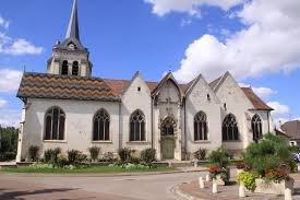 Eglise de Pont Ste Marie