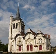 Eglise Pont ste Marie