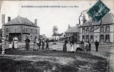 MAIZIERES LA GRANDE PAROISSE