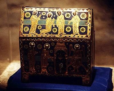 Chasse de la Cathédrale de Troyes