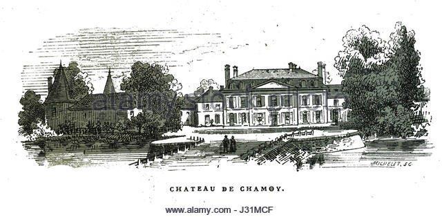 Château de Chamoy
