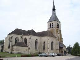 Eglise St Pierre de Vendeuvre sur Barse