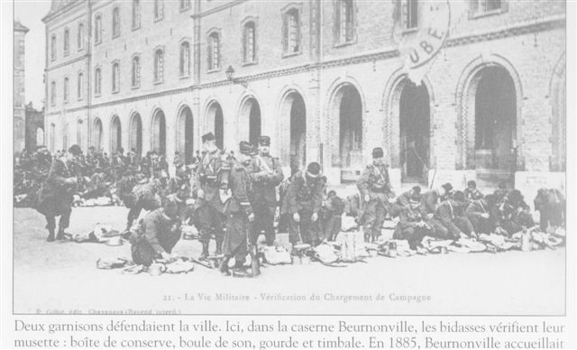 Caserne Beurnonville