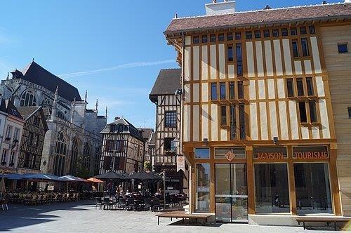 Syndicat d 39 initiative troyes d 39 hier aujourd 39 hui - Troyes office de tourisme ...