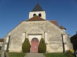 Eglise St Phal d' AVIREY