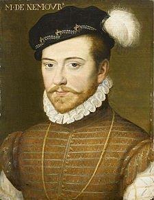 Duc de Nemours