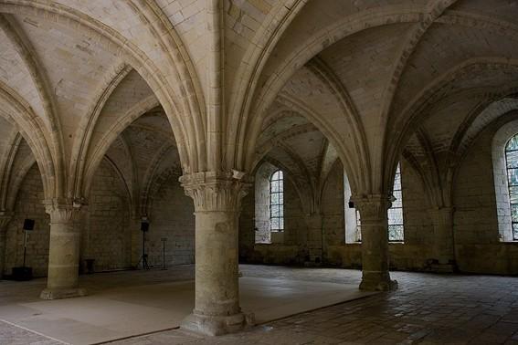 Abbaye de Miontier-la-Celle
