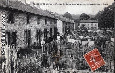 Les Forges St Bernard