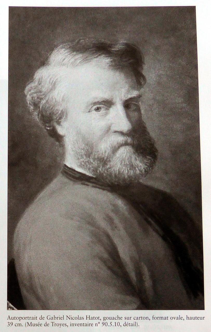 Autoportrait (musée de Troyes)