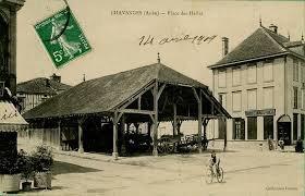Halle de Chavanges