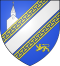 Blason de Thennelières