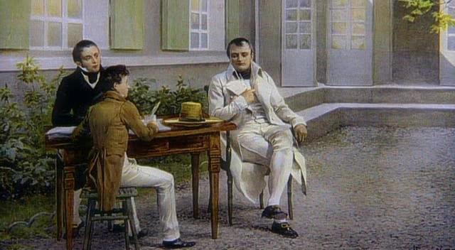 Napoléon à Ste Hélène