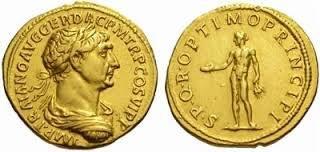 Monnaie Trajan