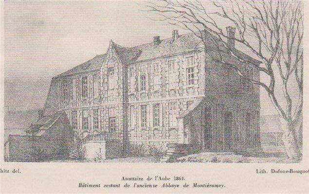 Abbaye Montiéramey