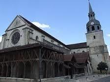 Eglise de Bar sur Aube