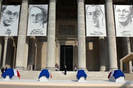 Panthéon le 27 05 2015