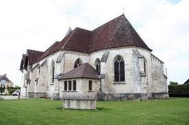 Eglise saint Parres aux tertres