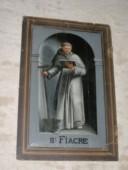 St fiacre en l'église de Vendeuvre sur Barse
