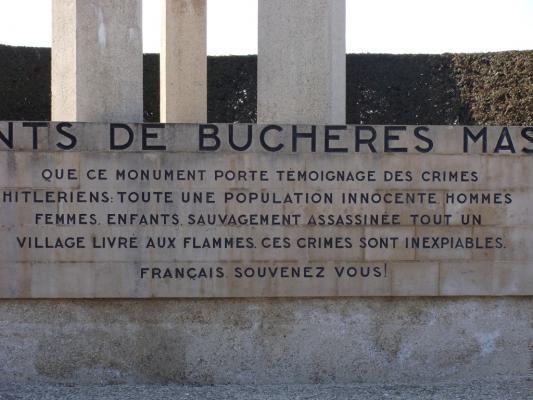 Monument aux morts de Buchères