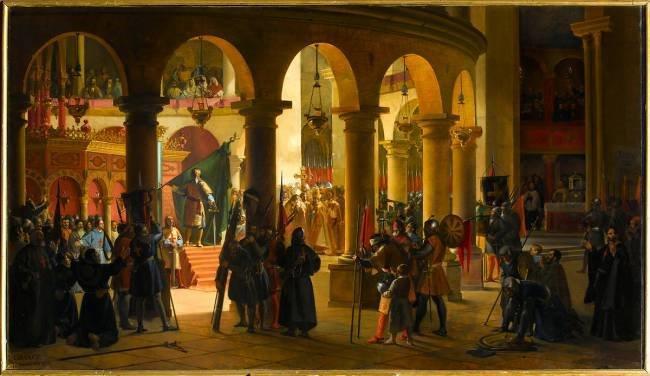 Bataille du Saint-Sepulce