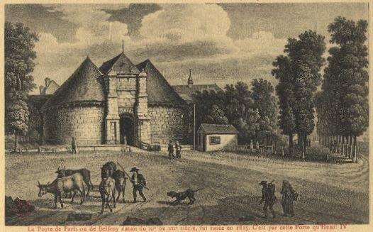 Porte du Beffroi