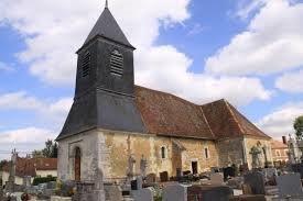 Eglise de la Villeneuve au chêne