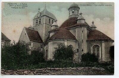 Eglise de Pargues