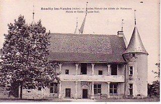 Mairie de Rumilly