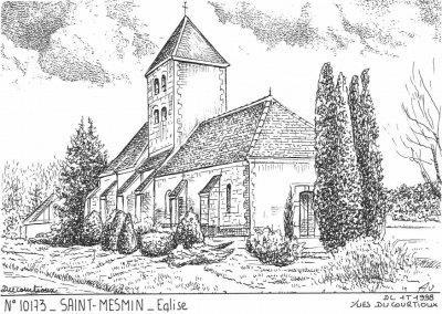 Eglise de St Mesmin