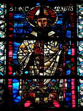 Hincmar (Basilique Saint Remi de Reims)