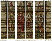 Vitrail Cathédrale de Troyes