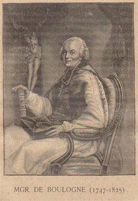 Mgr de Boulogne