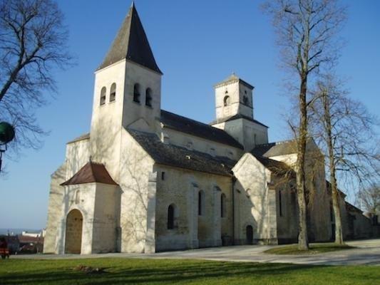 Eglise St Vorles de Châtillon sur Seine